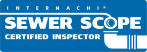 certified sewer scope inspector logo copy
