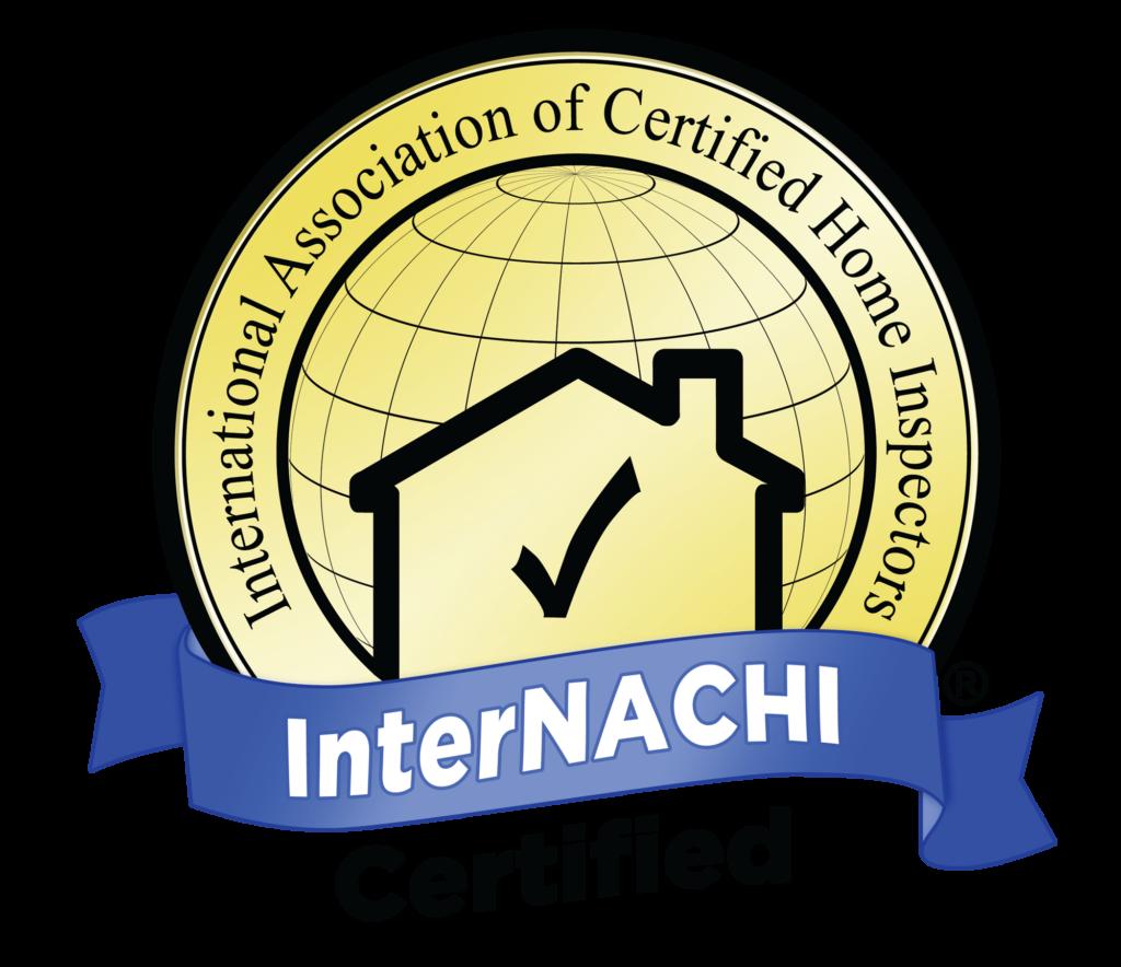 home inspector certified by InterNACHI